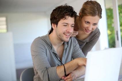 Suche nach günstigen Internetanbieter