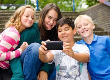 Kinder Computer Internet